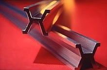La barra (fatta di platino e iridio) che definiva la lunghezza di un metro fino al 1960