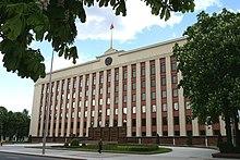 Rezidence prezidenta Běloruska