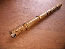De quena is een Zuid-Amerikaans blaasinstrument, dat vooral door Andesmuzikanten wordt gebruikt.