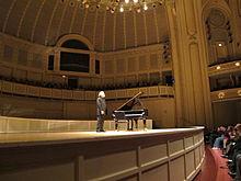 Lupu v Symphony Center v Chicagu, 2010