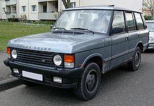 "Range Rover ""Classic"" 1970-1996"