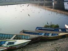 De Ravi bij Lahore