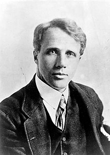Robert Frost, circa 1910