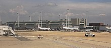 De luchthaven van Rome-Fiumicino was in 2008 de zesde drukste luchthaven van Europa.