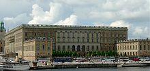 Královský palác ve Stockholmu