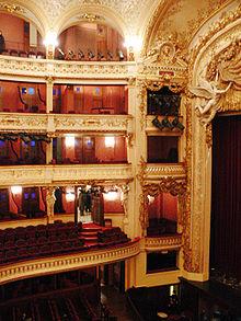Binnenin de hedendaagse Opéra-Comique