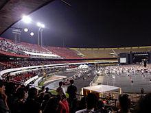 Estadio Morumbi.