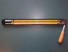Psychrometr zawiesiowy do użytku zewnętrznego