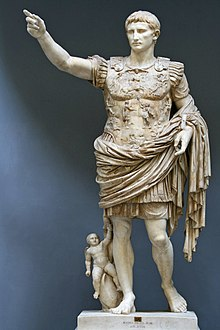 Augustus, první císař.