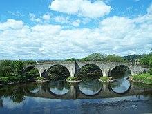 Il ponte di Stirling nel 2006