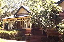 Een bungalow in Sydney