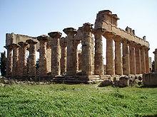 Świątynia Zeusa, Cyrena, Libia