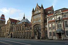 Het Manchester Museum, Manchester, Engeland