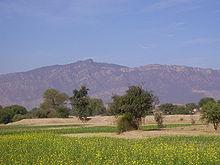 Tilla Jogian, de hoogste piek in het district Jhelum