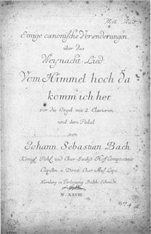 Titelpagina (voorblad) van de editie van 1747