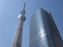 Tokyo Sky Tree en East Tower Feb.10,2012