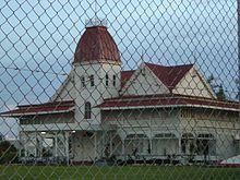 Královský palác, Tonga