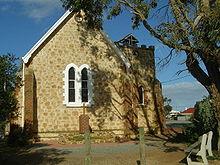 Igreja Anglicana, Tumby Bay