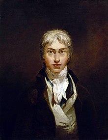 Turnerio nutapytas jo paties paveikslas