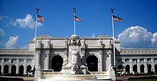 Union Station ist ein Verkehrsknotenpunkt für Fahrgäste von Amtrak, S-Bahn-Linien und der Washingtoner Metro