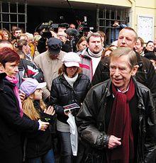 Václav Havel (2010)