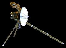 Voyager-ruimtevaartuig