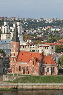 Altstadt von Kaunas