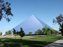 Walter-Pyramide in Long Beach, Kalifornien