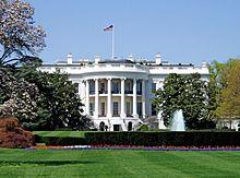 Bílý dům, Washington