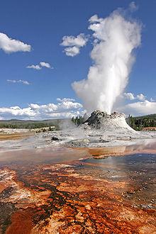 Park Narodowy Yellowstone jest wpisany na listę światowego dziedzictwa kulturowego