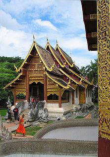 Wat Phra Sing, Chiang Mai Provincie