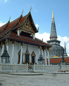 Phra Borommathat Nakhon Si Thammarat Thailand