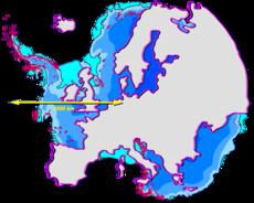 Die Antarktis ist größer als Europa