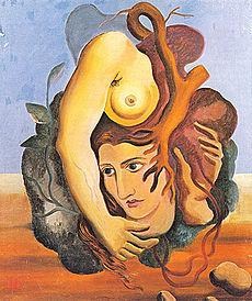 Ismael Nery: Νeryery: Σουρεαλιστική σύνθεση, 1929