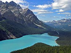 Banff National Park , Alberta, Canada