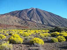 Teide Nationaal Park, Spanje