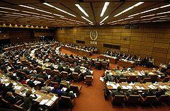 Совещание Совета управляющих МАГАТЭ, Вена.