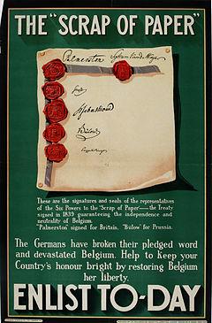 """Het vodje papier - Meld je vandaag aan"", Canadees Oorlogsmuseum."