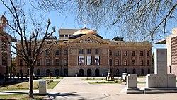 Das Arizona State Capitol, in dem früher die Legislative des Bundesstaates untergebracht war, ist heute ein Museum.