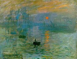Impressione, Alba , 1873