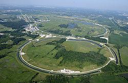 Fermilab's versnellingsringen
