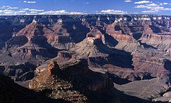 Der Grand Canyon in Colorado.