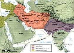 Gupta-imperiet og dets naboer