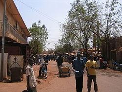Markt in Kati