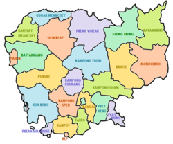 map of provinces