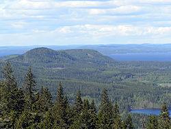 Deze foto komt uit Koli, Noord-Karelië.