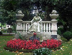Pomnik Emilii Pardo Bazán