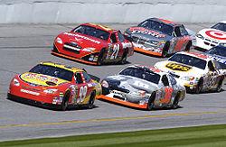 Trening przed wyścigiem Daytona 500