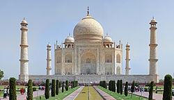 Strona nr 252: Taj Mahal, przykładowy obiekt dziedzictwa kulturowego