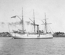 USRC McCulloch, circa 1900